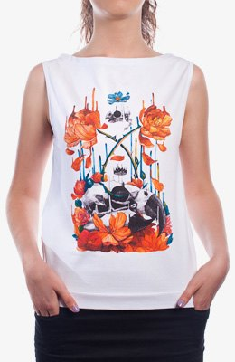 Летняя коллекция футболок от Basotta Family. Изображение №4.