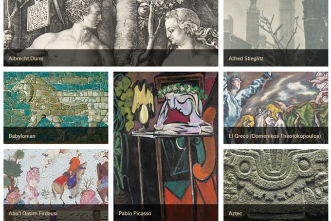 Метрополитен-музей выложил фотографии почти 400 тысяч экспонатов . Изображение № 1.