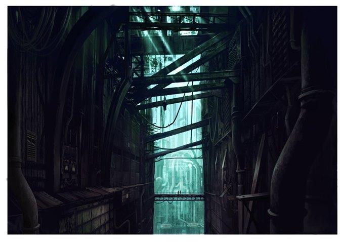 Опубликованы концепт-арты экранизации Bioshock. Изображение № 1.