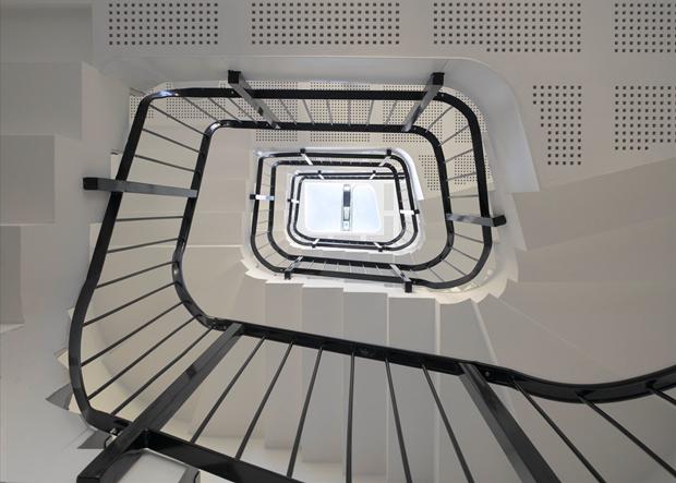 Darbishire Place (Лондон) по проекту Niall McLaughlin Architects. Изображение № 14.