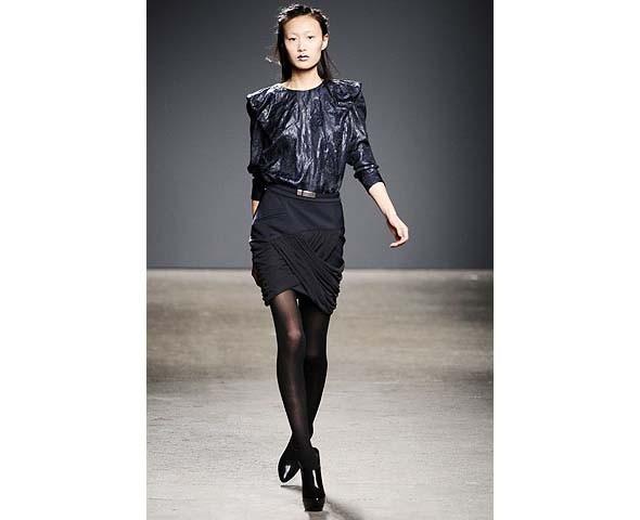 Неделя моды в Нью-Йорке: второй день. Изображение № 65.