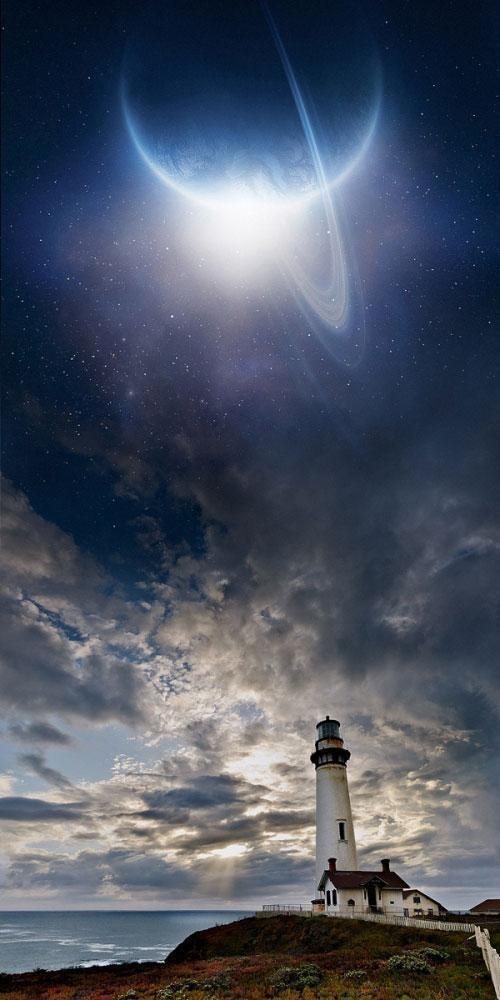 Изображение 2. Красота неба и земли Натана Споттса (Nathan Spotts).. Изображение № 2.