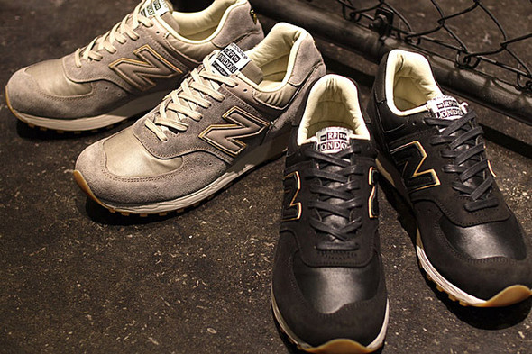 NEW BALANCE M576 (ROAD TO LONDON). Изображение № 1.