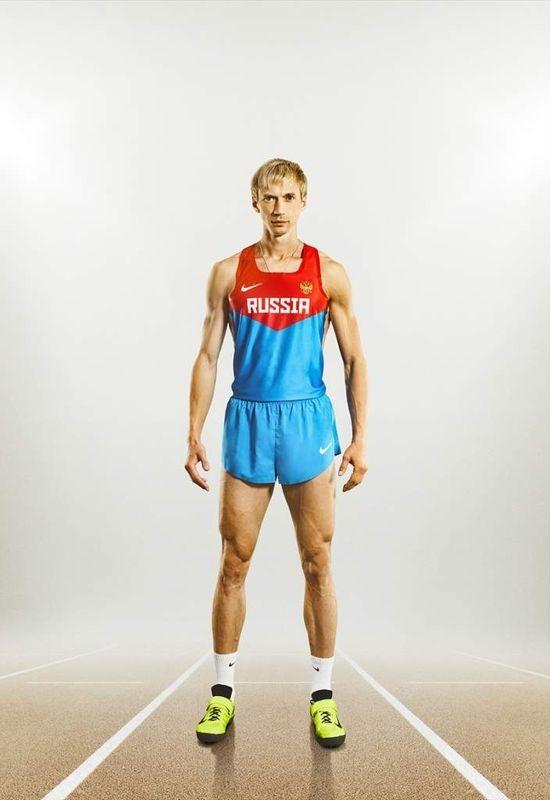 Nike представил новую экипировку для сборной России по лёгкой атлетике. Изображение № 5.