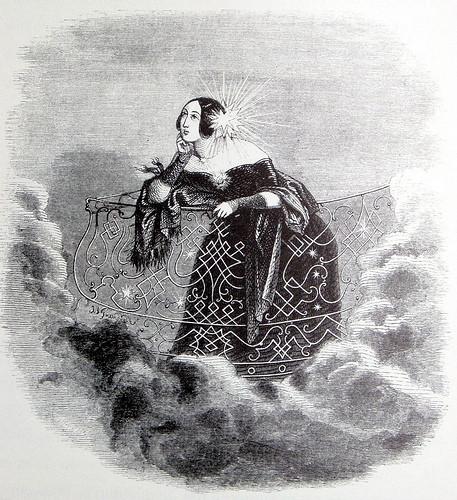 Винтажные иллюстрации J.J. Grandville. Изображение № 12.