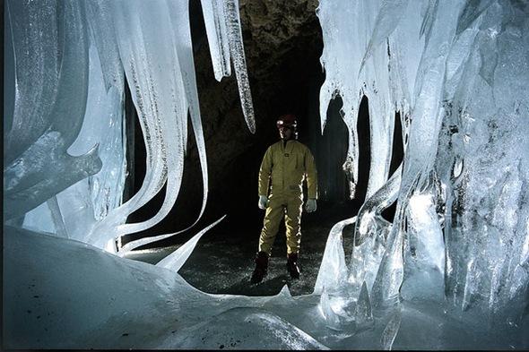 Спелеология, путешествие поподземным пещерам. Изображение № 5.