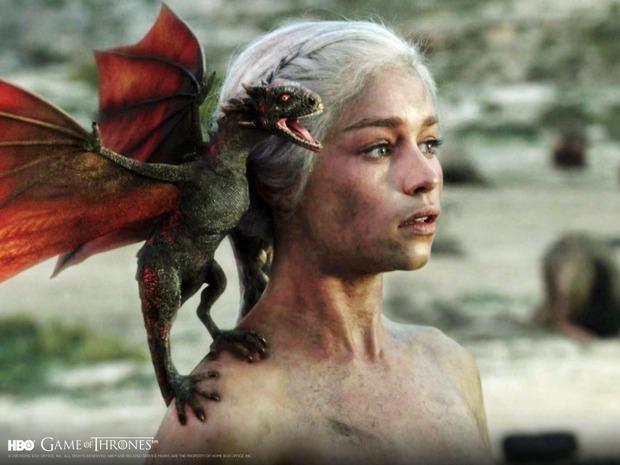 Зима близко. Сериал Game of Thrones. Изображение № 1.