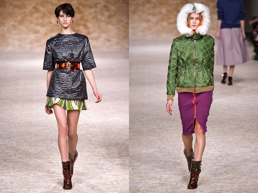 Неделя моды в Лондоне:  Дни 2 и 3. Изображение № 36.
