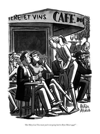 10 иллюстраторов журнала New Yorker. Изображение №21.