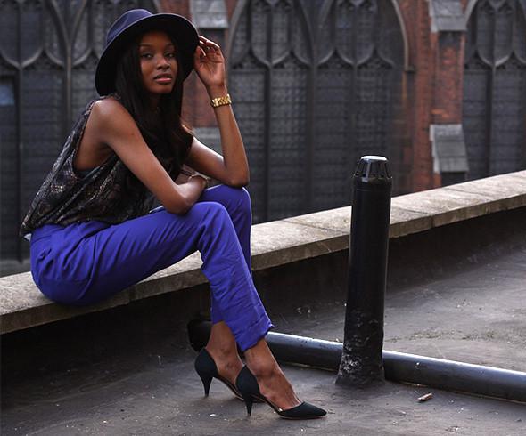 Изображение 15. Bloggers Talk: Наташа Ндлову, автор SnowBlack.. Изображение № 19.