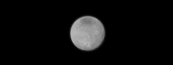 NASA опубликовало новые фото Плутона и Харона . Изображение № 3.