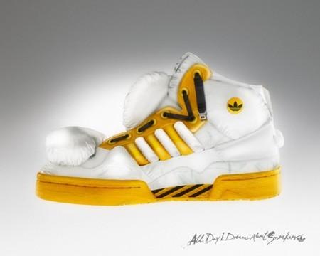 Adidas иFritz Traumer потрясая воображение. Изображение № 3.