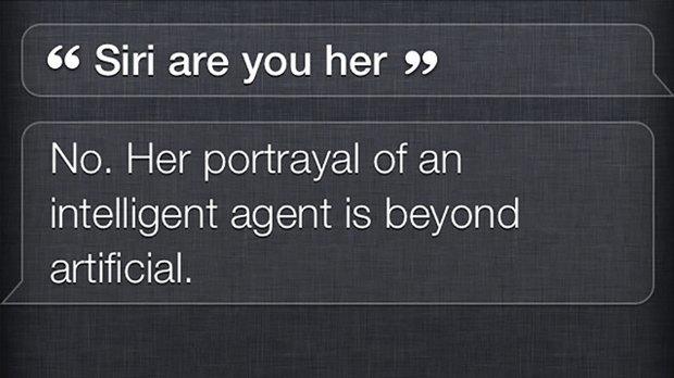 Siri ревнует Спайка Джонза к его фильму Her . Изображение № 3.
