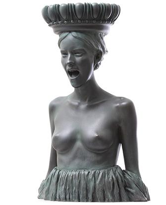 """Алексей Морозов, """"Caryatide-Supersonic"""", 2011.. Изображение № 15."""