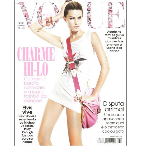 Новые обложки: Pop, Vogue, Elle, Bazaar, GQ. Изображение № 4.