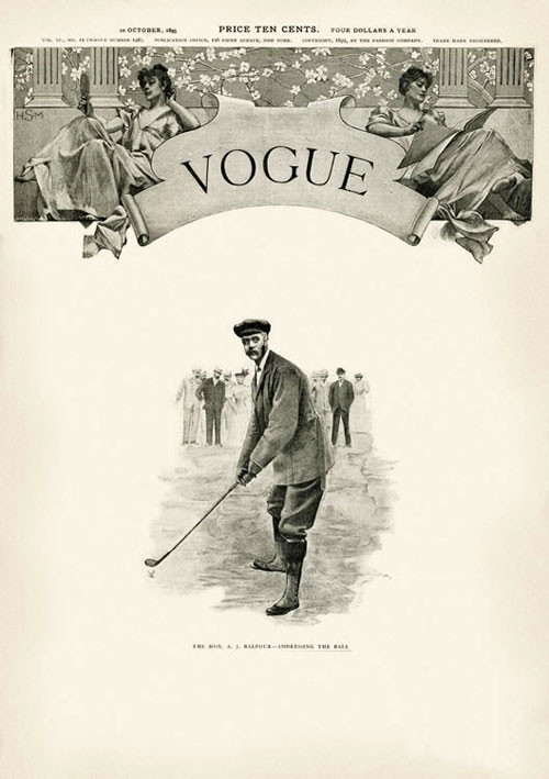 Калейдоскоп обложек Vogue. Изображение № 1.