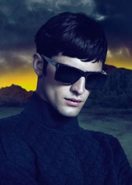Кампания: Versace Eyewear FW 11. Изображение № 4.