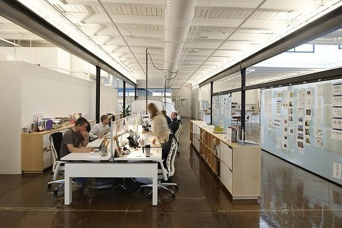 Офис компании MONO. Изображение № 7.