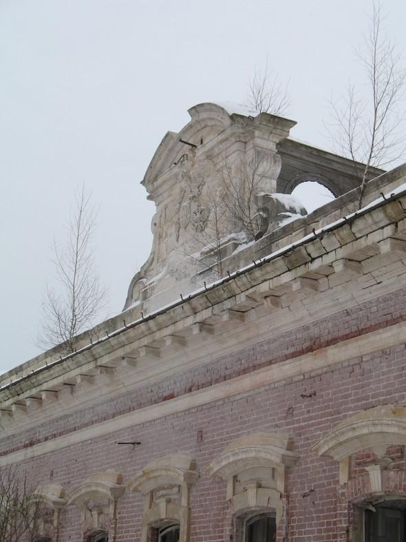Руины усадьбы «Отрада». Изображение № 13.