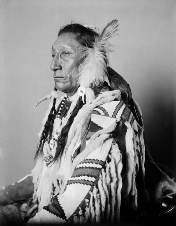 Американские индейцы. Изображение № 1.