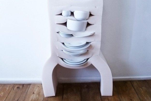 Голландские дизайнеры создали линейку мягких шкафов. Изображение № 2.