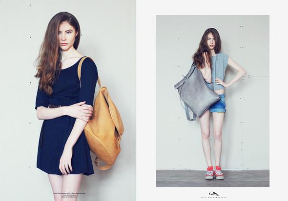 Изображение 16. Летняя коллекция рюкзаков от Asya Malbershein.. Изображение № 5.