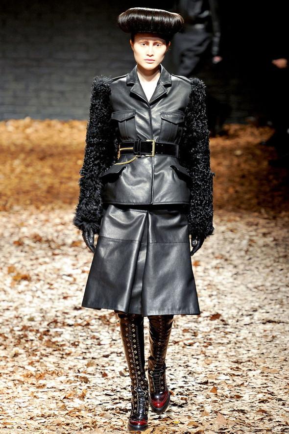 Лукбук McQ by A. McQueen F/W 2012-13, Женская и мужская коллекции. Изображение № 13.