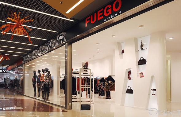 FUEGO WOMAN – первый монобрендовый бутик вРоссии!. Изображение № 1.