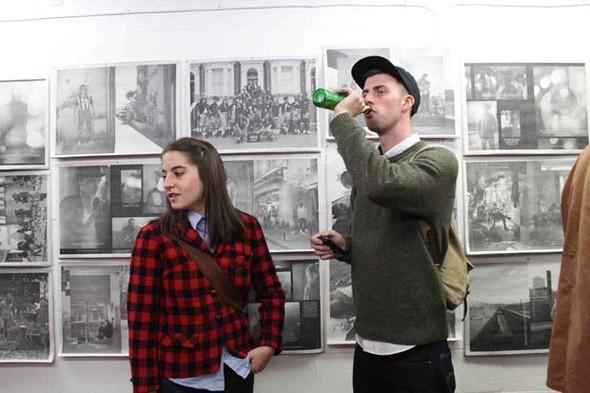 Вечеринка-презентация фензина Dickies в московском Konkrete Store. Изображение № 11.