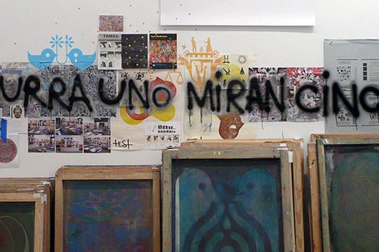 """Выставка """"Studio Franchise"""" художника Ryan McGinness. Изображение № 9."""