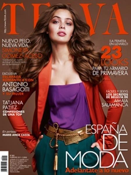 Коллекция Gucci SS 2011 появилась на 50 обложках журналов. Изображение № 48.