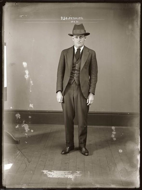 Фотографии американских гангстеров начала 20 века. Изображение № 14.