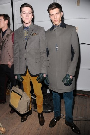 Неделя моды в NY. Tommy Hilfiger F/W 12/13. Изображение № 7.