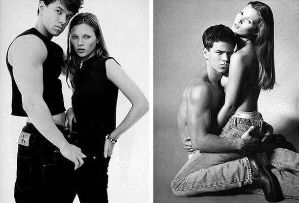 """Марк Уолберг (""""Marky Mark"""") и Кейт Мосс. Изображение № 182."""
