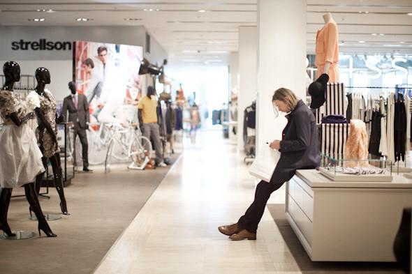День с Питером Йенсеном: Разговоры о ретейле и шопинг в Москве. Изображение № 39.