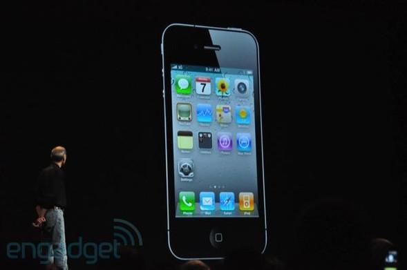 Новый iPhone 4 — конференция WWDC 2010 компании Apple. Изображение № 2.