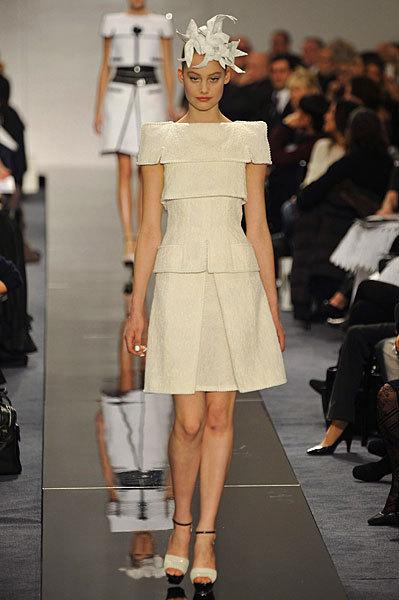 Chanel Spring 2009 Haute Couture. Изображение № 5.