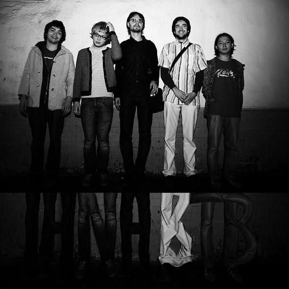 Дебютный альбом I. H. N. A. B. T. B. наНовый Год!. Изображение № 1.