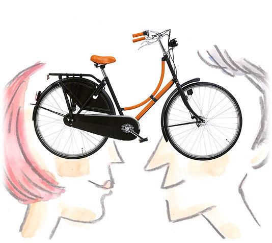 Люкс-велосипеды. Изображение № 3.