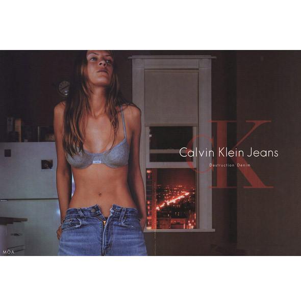 Рекламная кампания Calvin Klein Jeans. Изображение № 1.