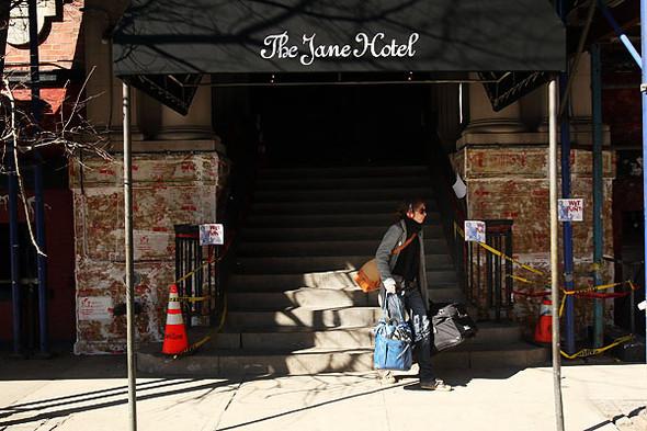 TheJane Hotel. Изображение № 2.