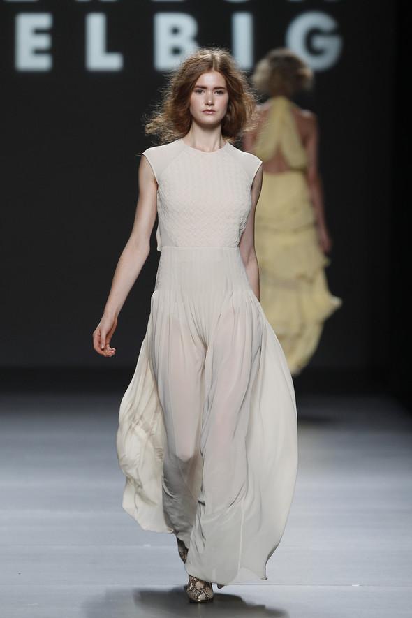 Madrid Fashion Week SS 2012: Teresa Helbig. Изображение № 29.