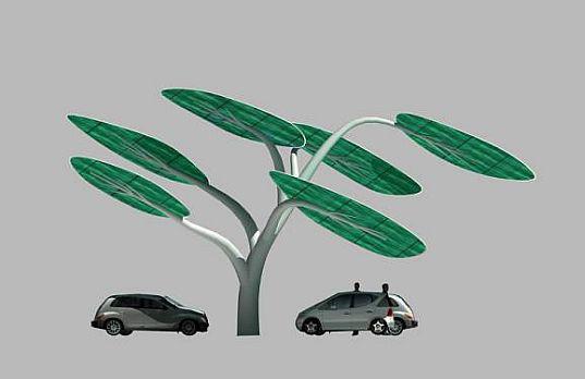 Урбанистические леса насолнечных батареях. Изображение № 6.