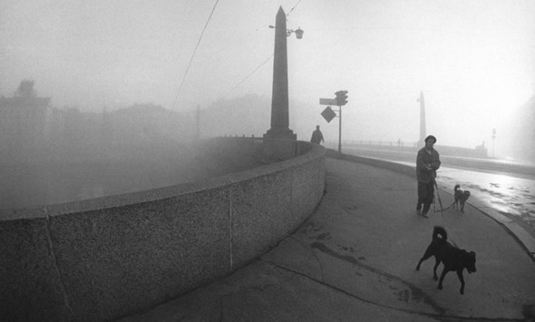 Прозрачный Петрополь. Свет и воздух Александра Китаева. Изображение № 2.