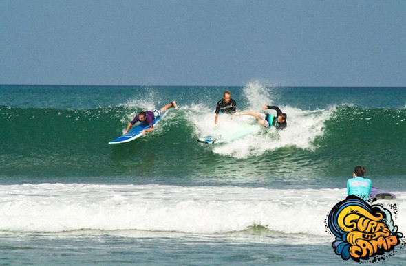 SurfsUpCamp - серф лагерь на Бали в Июле. Изображение № 3.