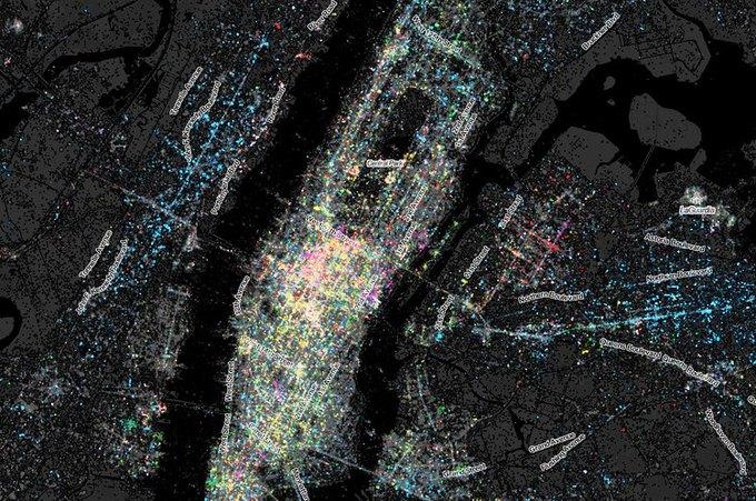 Нью-Йорк: фото via fastcodesign. Изображение № 4.