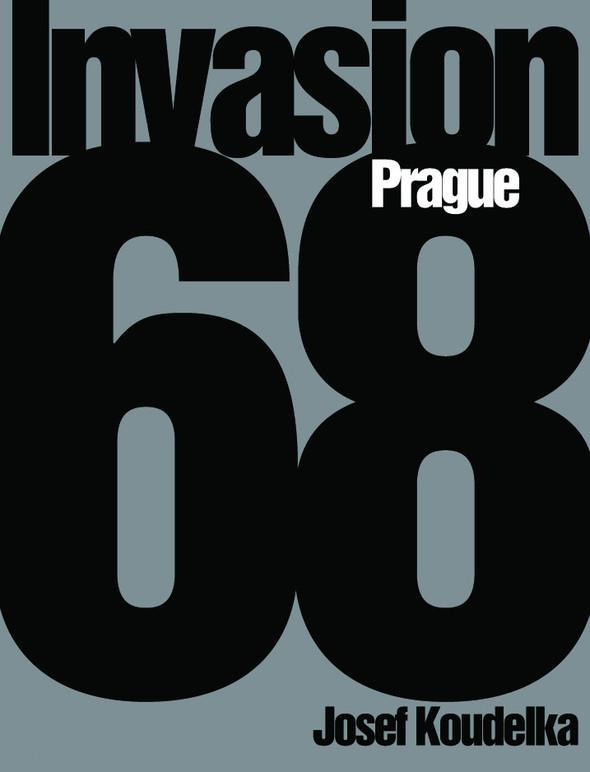 """Книга Йозефа Коуделки. """"Вторжение 68 Прага"""". Изображение № 1."""