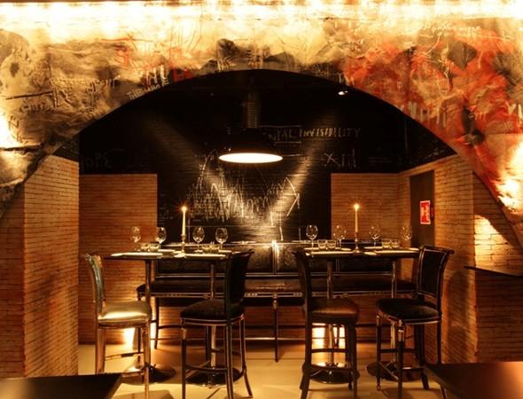 Место есть: Новые рестораны в главных городах мира. Изображение № 77.
