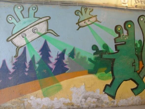 Граффити Петербурга. Изображение № 29.