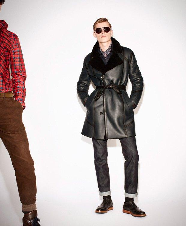 Показаны новые лукбуки Gucci, Louis Vuitton и Prada. Изображение № 28.